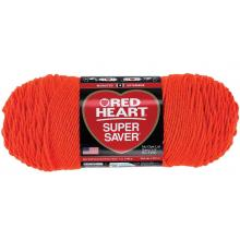 Yarn Big Roll Red Heart Super Saver - Flame
