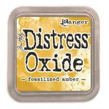Distress Oxides Ink Pad- Fossilized Amber