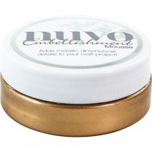 Cosmic Brown Nuvo Embellishment Mousse