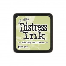 Shabby Shutters Tim Holtz Distress Mini Ink Pad