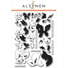 Altenew Painted Butterfly Stamp Set
