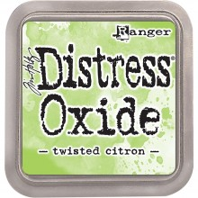 Distress Oxides Ink Pad- Twisted Citron