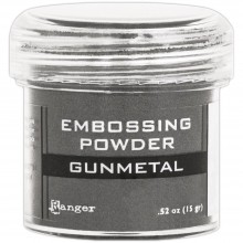 Gunmetal Ranger Embossing Powder
