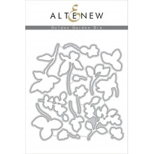 Altenew Golden Garden Die Set - 14 Dies