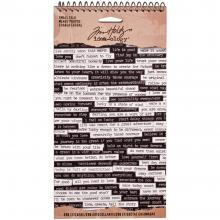 Small Talk Spiral Bound Sticker Book - TH Idea-Ology