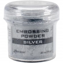 Silver Ranger Embossing Powder