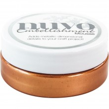 Fresh Copper Nuvo Embellishment Mousse