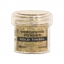 Gold Tinsel Ranger Embossing Powder