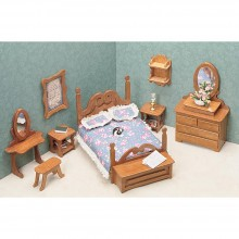 Bedroom Miniature Furniture Kit