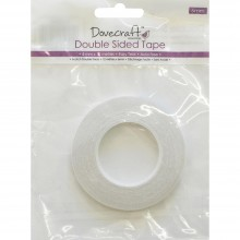 Double-Sided Tape 6mmX12m By Dovecraft