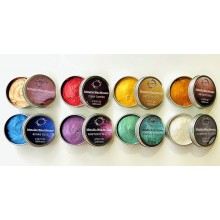 Metallic Wax Paste Pack of 8 Shades by Get Inspired