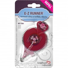 Scrapbook Adhesives E-Z Runner Refill Permanent, 49'