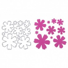 Daisy Flower-Cutting Dies D3
