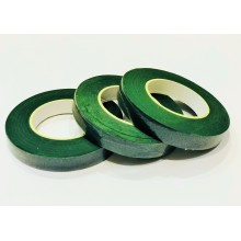 Flower Making Dark Green Tape Pack Of 3