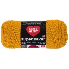 Yarn Big Roll Red Heart Super Saver - Gold