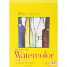 "Watercolor Paper Pad 11""X15"" By Strathmore"