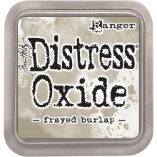 Distress Oxides Ink Pad- Frayed Burlap