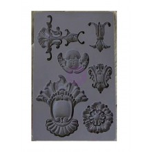Baroque #2 Iron Orchid Designs Vintage Art Decor Mould