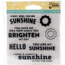 "My Sunshine Jillibean Soup Clear Stamps 4""X4"""