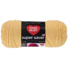 Yarn Big Roll Red Heart Super Saver - Cornmeal
