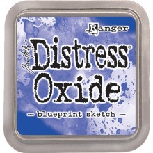 Blueprint Sketch Distress Oxides Ink Pad