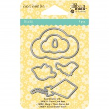 Jillibean Soup Shaker Die Set - Cloud