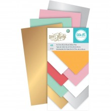 "Vellum Paper Pad We R DIY Party 8""X3.75"" 28/Pkg"