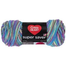 Yarn Big Roll Red Heart Super Saver - Monet
