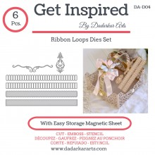 Ribbon Loops Dies Set - Set of 6 Dies