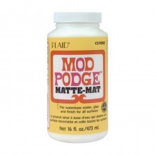 Mod Podge Matte Finish 16oz