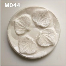 Flower Making Big Size Mold 044 Hard Polyresin 9.5cmsx9.5cms
