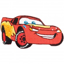 Iron-On Applique McQueen Disney Cars