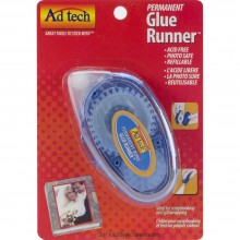 Runner Tape Permanent Glue by Ad-Tech