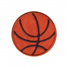 Iron-On Applique Basketball Wrights