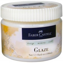 Glaze Medium 100ml Mixed Media By Faber Castell