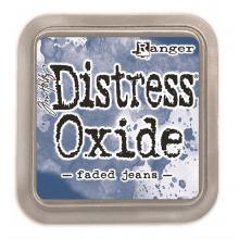 Distress Oxides Ink Pad- Faded Jeans