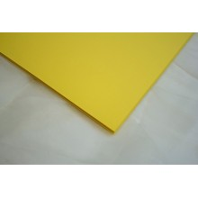 "Lemon Yellow Cardstock 9""x12"" 10/Pkg By Get Inspired"