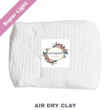 Super Light Air Dry Clay By Get Inspired