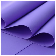 Violet Blue Flower Making Foam 0.8mm Pack Of 5 - 50cmsx50cms