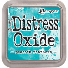 Distress Oxides Ink Pad- Peacock Feathers