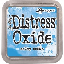 Distress Oxides Ink Pad- Salty Ocean
