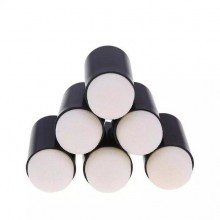 6Pcs Finger Sponge Daubers Multi Purpose Foam With Label Sticker Sheet By Get Inspired