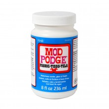 Mod Podge Fabric Finish 8oz