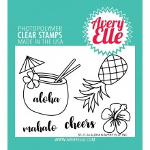 Clear Stamps - Aloha