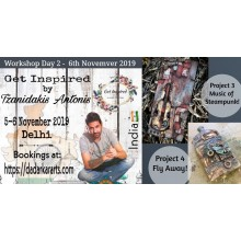 Delhi Day 2 Tzanidakis Antonis Workshop 6th November 2 Pojects