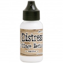 Tim Holtz Distress Collage Medium 1oz PK/3