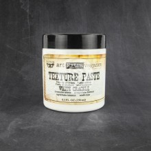 White Crackle Finnabair Art Extravagance Texture Paste 8.5oz