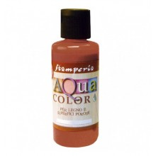 KE34B Aquacolor 60 ml - Chestnut By Stamperia
