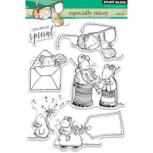 Penny Black Clear Stamps Especially Micey