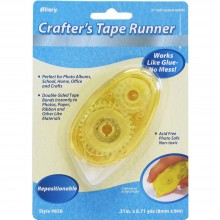 "Repositionable Scrapbook Tape Runner .31""X275"""